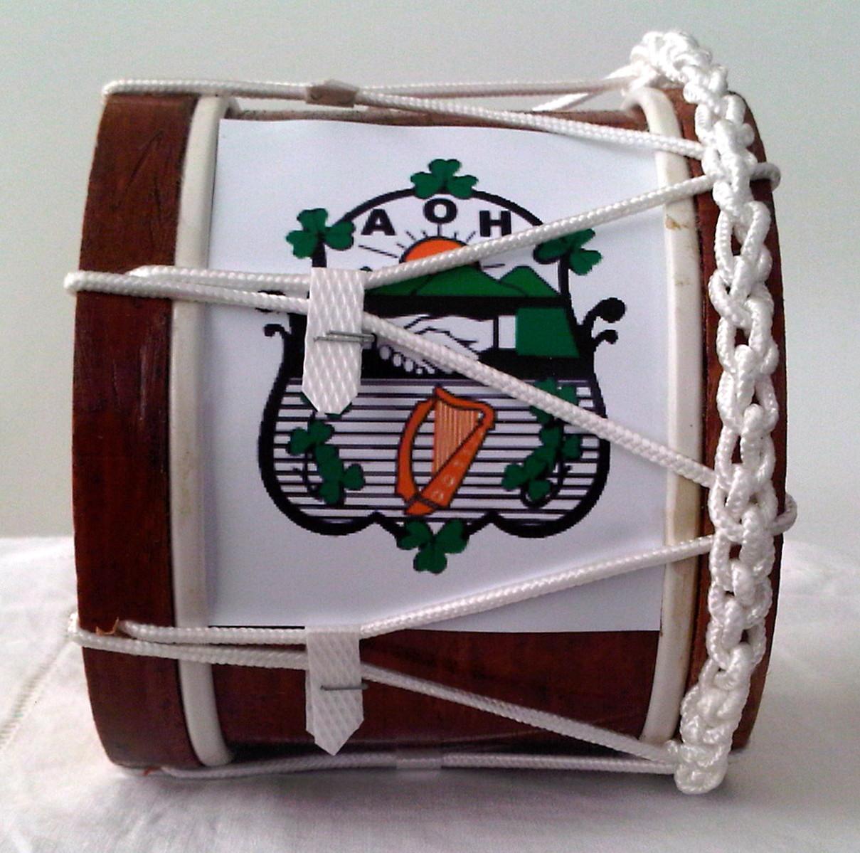 AOH Mini Lambeg Drum