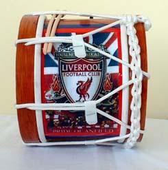 Liverpool Mini Lambeg Drum