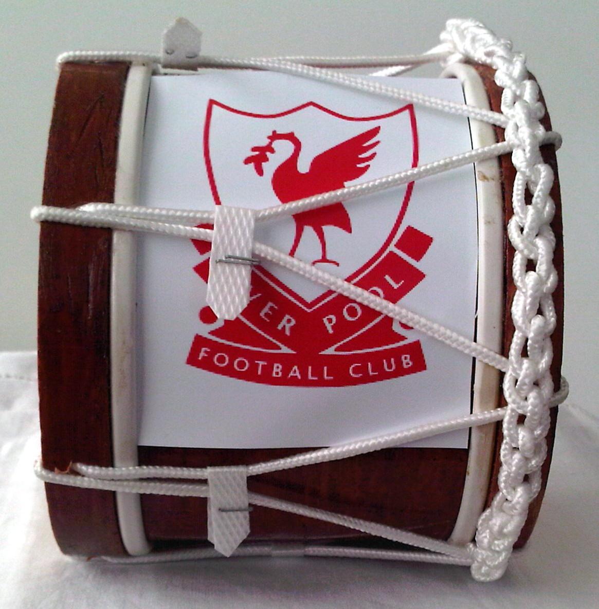 Liverpool F. C. Mini Lambeg Drum