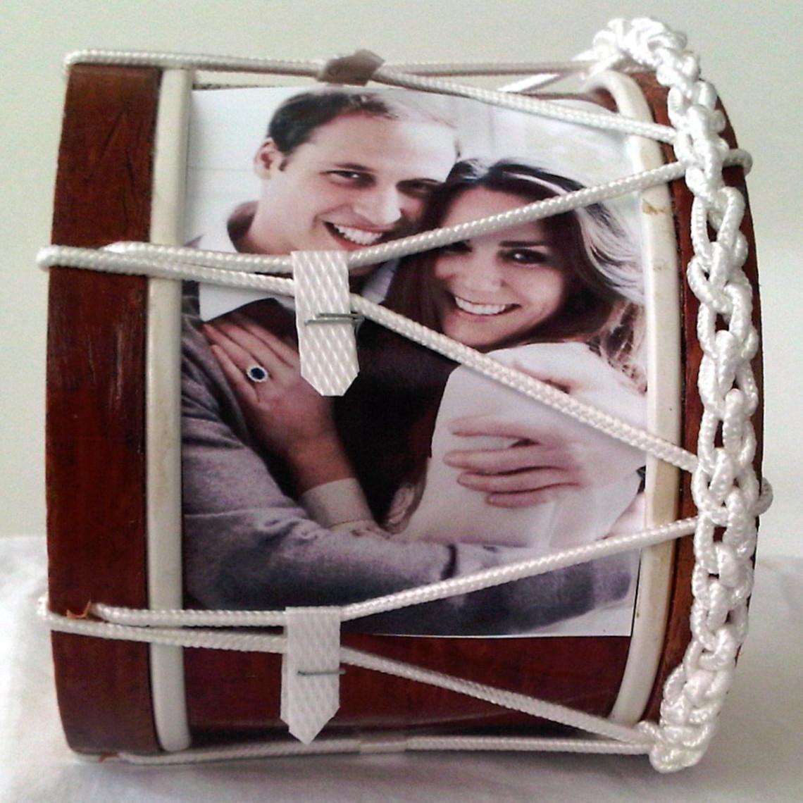 Royal Wedding Mini Lambeg Drum