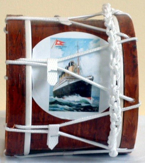 RMS Titanic Mini Lambeg Drum