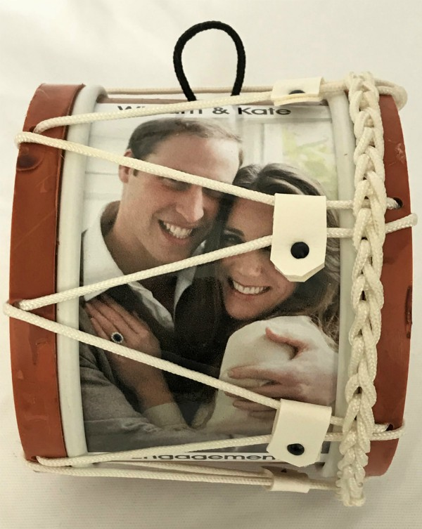 Royal Engagement William and Kate Mini Lambeg Drum